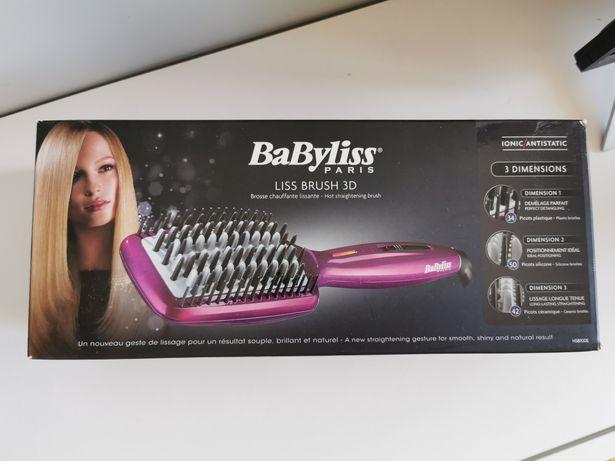 Nieużywana lokówka elektryczna do włosów babyliss