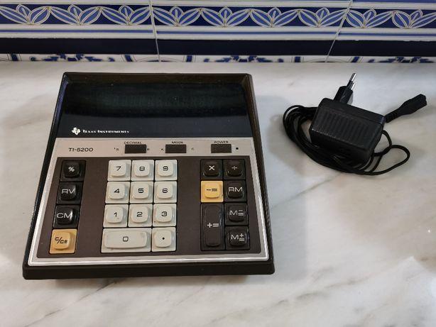 Calculadora Vintage Texas TI-5200