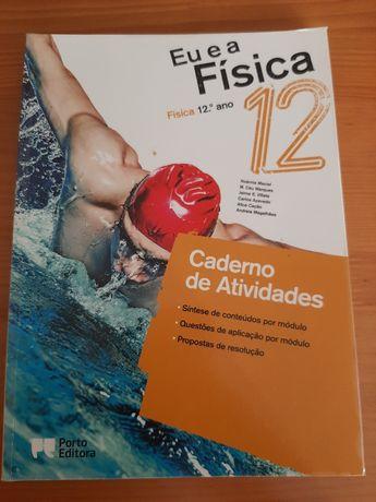 Caderno de atividades de Física 12 ano