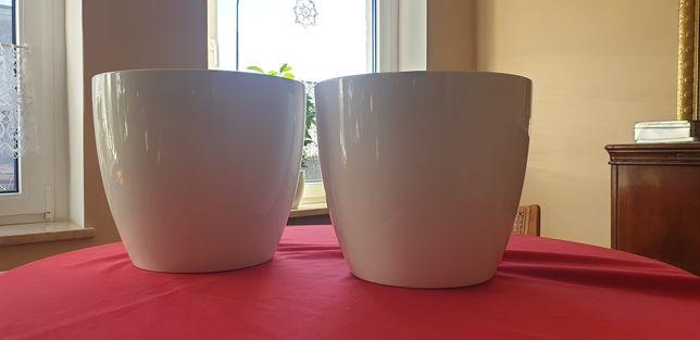 Donice ceramiczne  duże