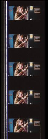 Fotogramas em película do filme KILL BILL