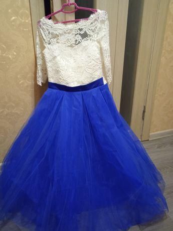 Платье на выпускной 6-7-8лет