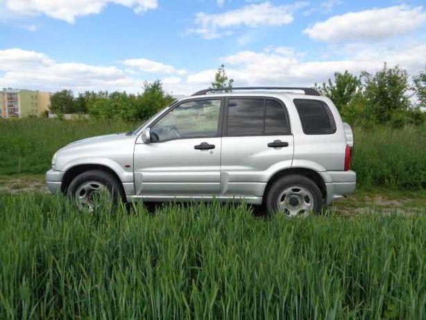 SUZUKI GRAND VITARA  2,0 Benzyna + gaz  - SUV - bogate wyposażenie