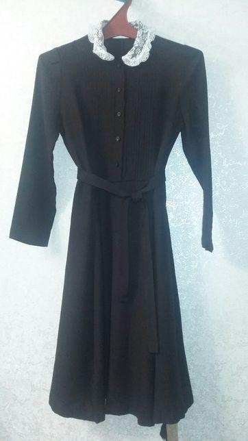 Плаття - форма шкільна, виробництво СРСР