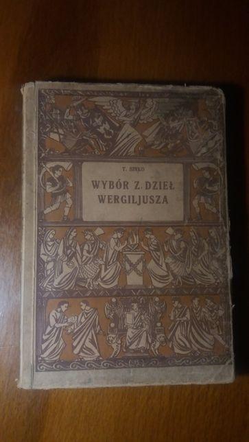 Вергілій. Енеїда та інші твори (польська мова) 1930 р.