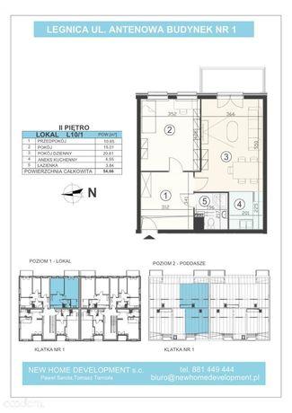 PRZESTRONNE mieszkanie 5 pokoi DWA POZIOMY Bielany