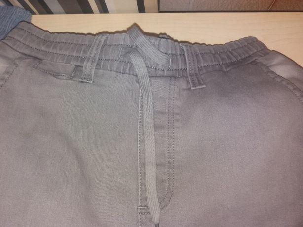 spodnie jogersy