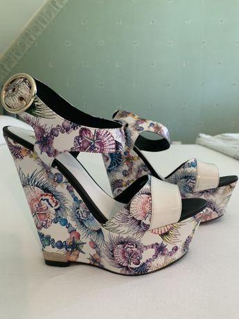 Sandały Cavalli