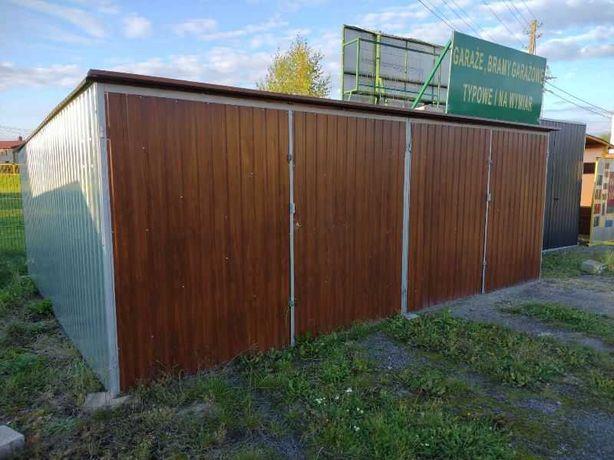 garaż  dwustanowiskowy - dostępny od ręki