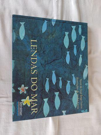 Livro Lendas do Mar