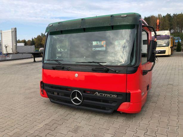 Mercedes Actros 2009r kompletna kabina dzienna budowlana Blutec5 E5