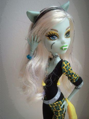 Монстер Хай/Monster High - Фрэнки Штейн, серия Freaky Fusion