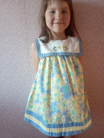 Платье,сарафан, летняя одежда