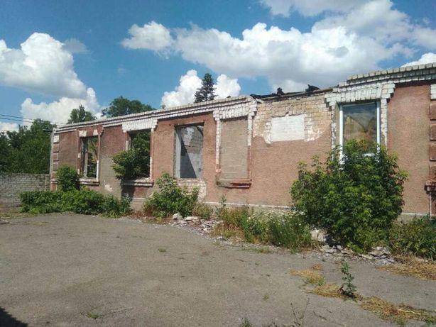Продается нежилое строение кафе в с. Вербки Днепропетровская обл