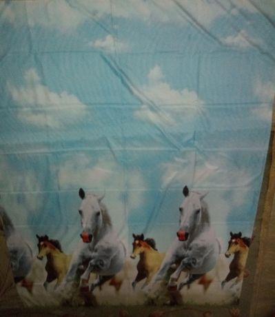 """Pościel """"konie""""160x200 i """"pegaz"""""""