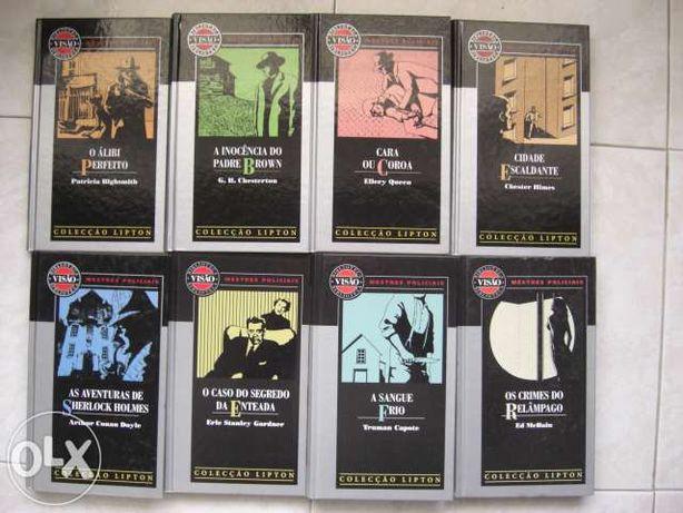 Vendo Livros Policiais