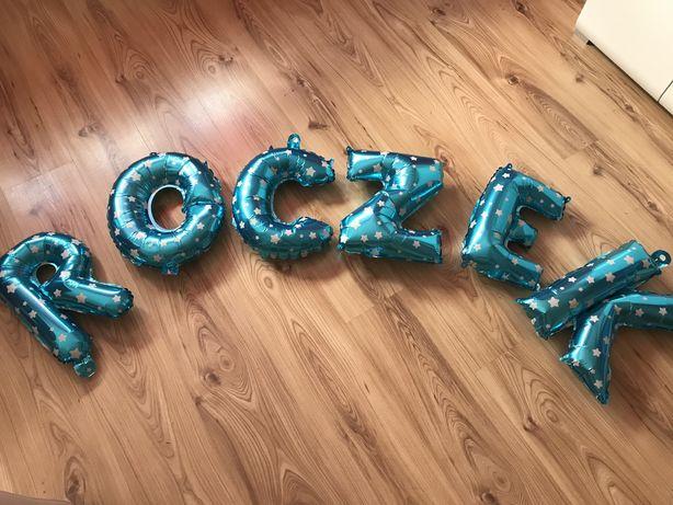 Balony na roczek dla chłopca