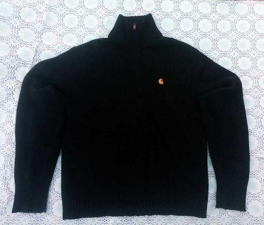 CARHARTT кофта свитер свитшот худи зип оригинал