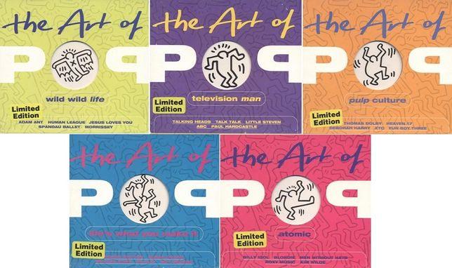 Okazja - THE ART OF POP (5 CD)