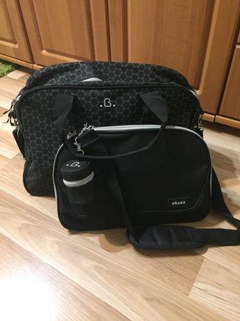 Torba Beaba Geneve torba dla mamy, niemowląt, do wózka, podróżna