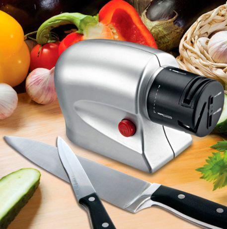 Электрическая точилка для ножей ножниц SHAPER 220В /Точило для ножей