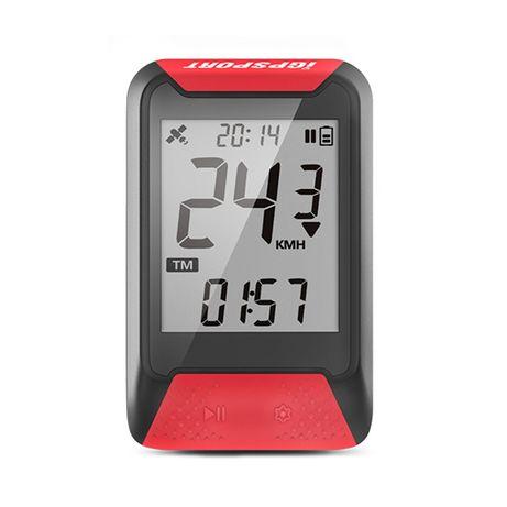 Licznik rowerowy z GPS IGS130