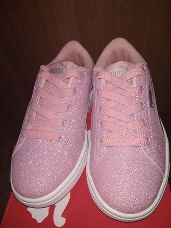 Продам нові кросівки фірми Puma на дівчинку розмір 29