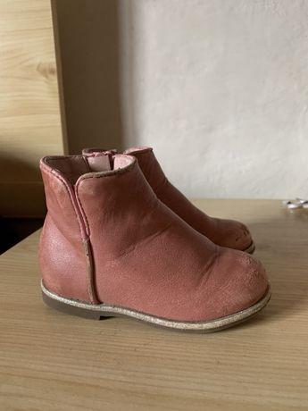 Ботинки деми для девочки, mothercare