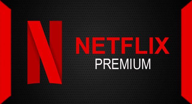 NETFLIX PREMIUM аккаунт 4K ultra HD гарантия
