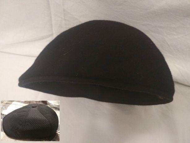 Кепка шапка мужская 59-60 см 2 шт.