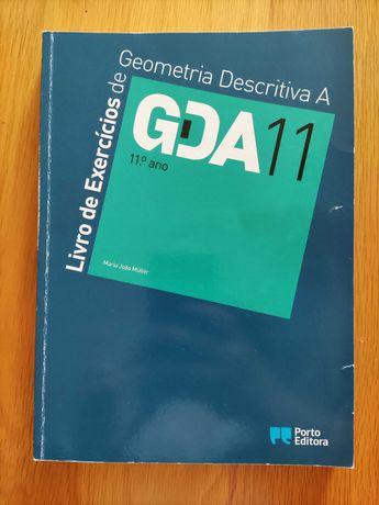 Livro de exercícios geometria 11 ano