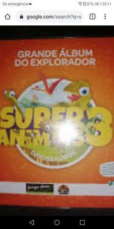 Caderneta super animais 3