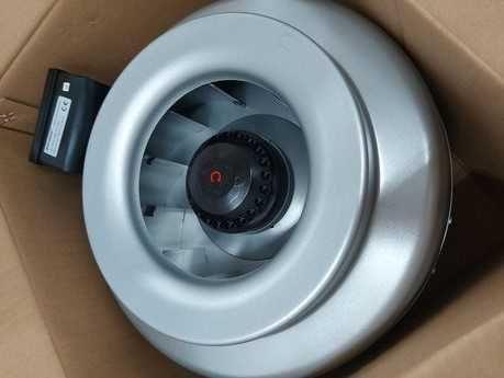 Вентилятор канальный, центробежный, радиальный 100,125,150,200,250,315
