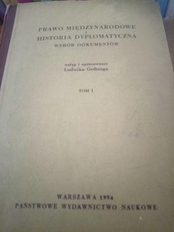 Prawo międzynarodowe i historia dyplomatyczna