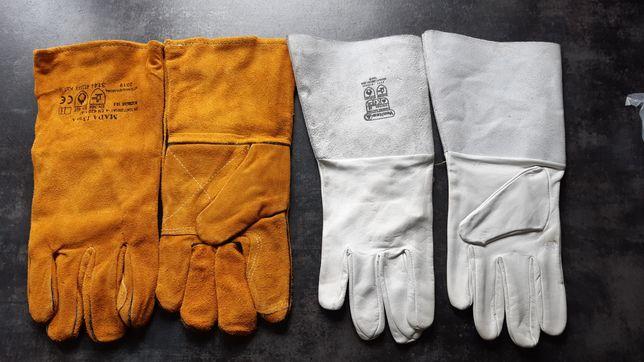 rękawice ochronne spawalnicze