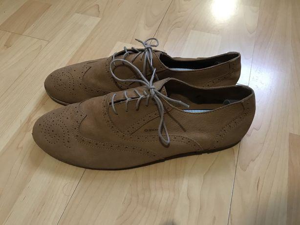 Легкие туфли Geox 44 размер