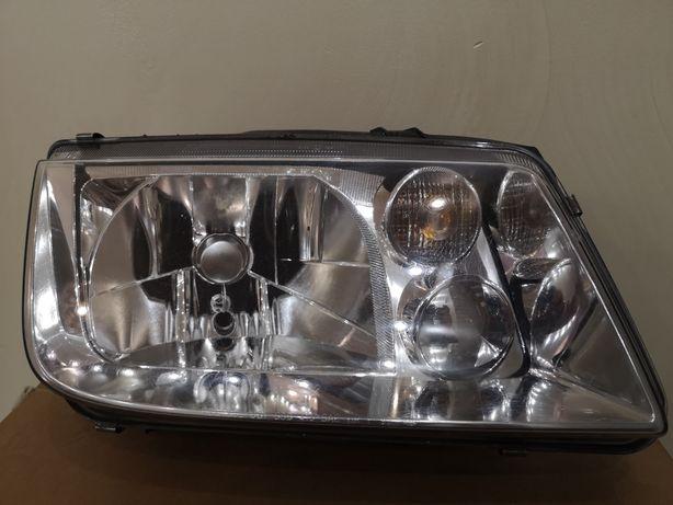 Reflektor lampy volkswagen bora prawa