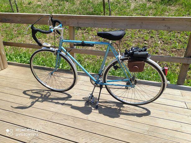 vintage gents road bike, 1980s cyril guimard