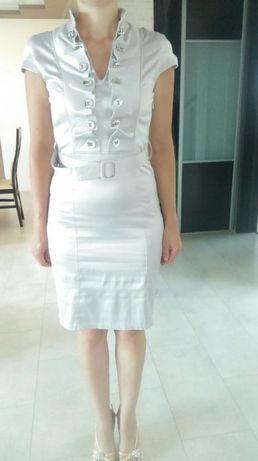 Sukienka cappuccino 36