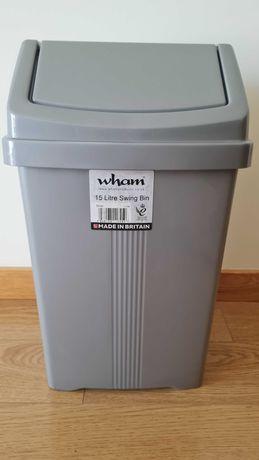 Balde do lixo tampa basculante