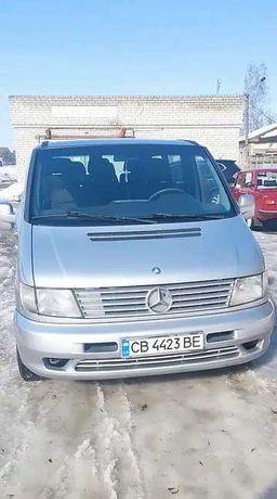 Mercedes-Benz Vito 110 2001
