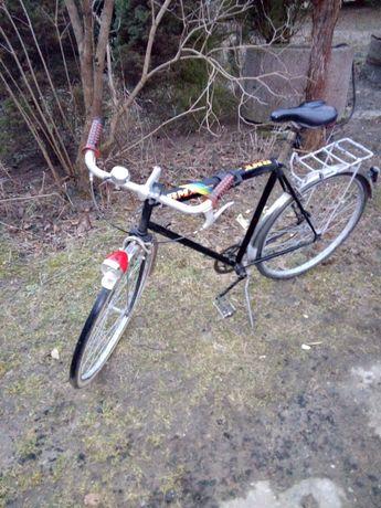 Rower Peugeot, kolarzowka koła 24.