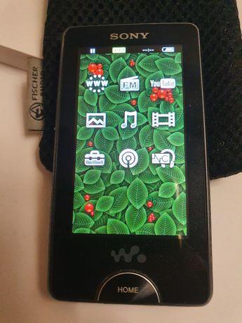Sony nwz- x 1060 , odtwarzacz mp3 32 gb