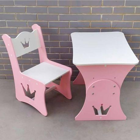 Новинка!Парта, растущий стол,детский стол,столик детский, дитячий стіл