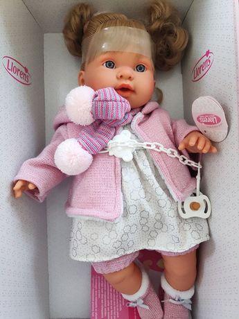 Говорящие куклы Лоренс/Llorens 42 см