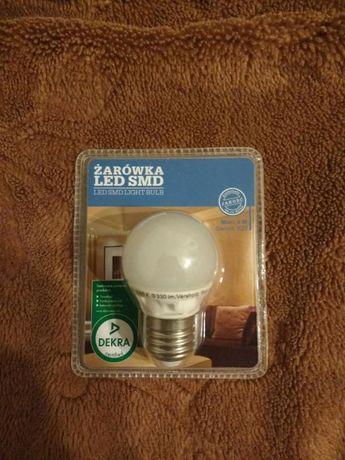 Żarówka LED SMD 4W E27 lub E14