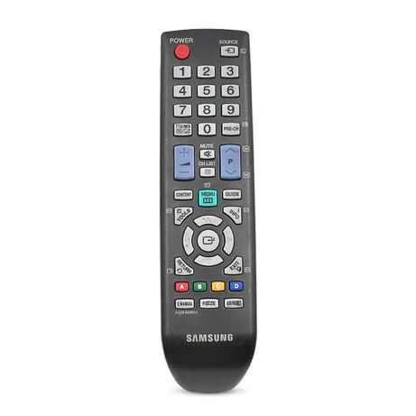 Control remote Tv Samsung part number:  AA 5 9 - 0 0 49 6 A - novo