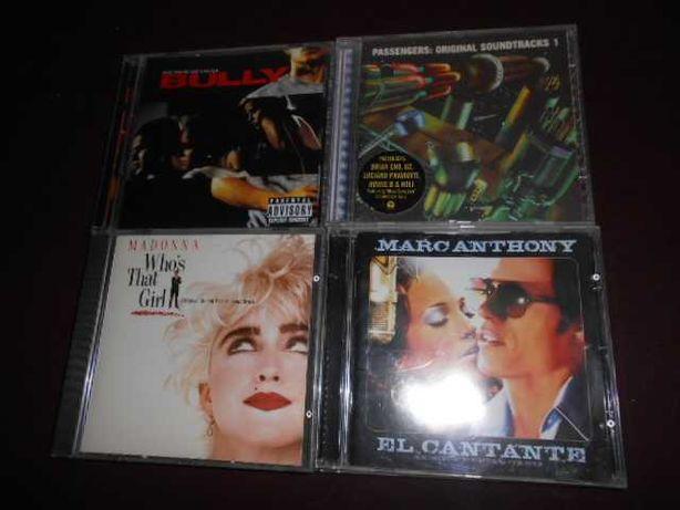 Bandas sonoras de filmes em CD-3 euros cada CD