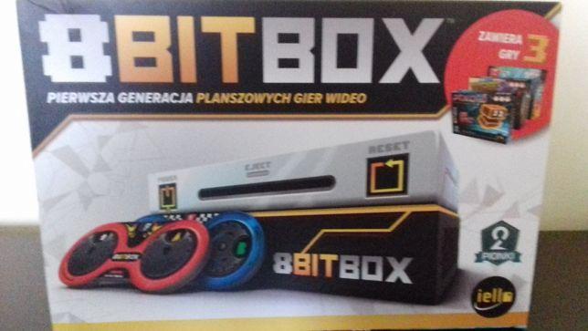 Gra planszowa 8 Bit Box