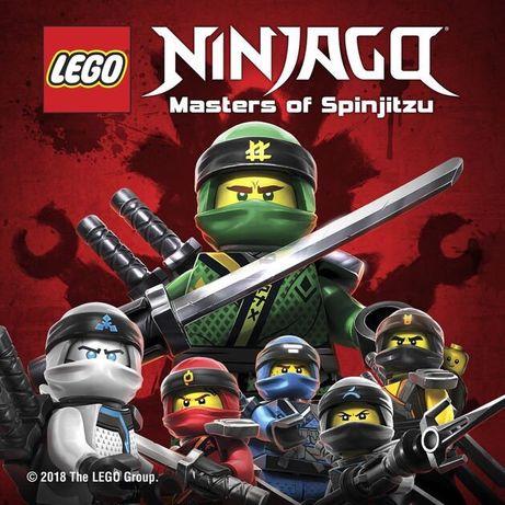 Lego Ninjago seria 4